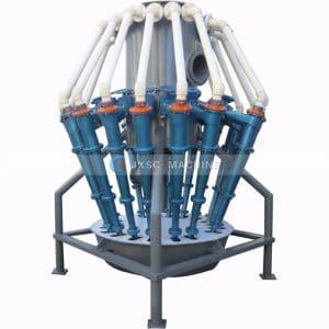 hydrocyclone mining machine