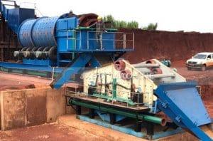 diamond processing plant