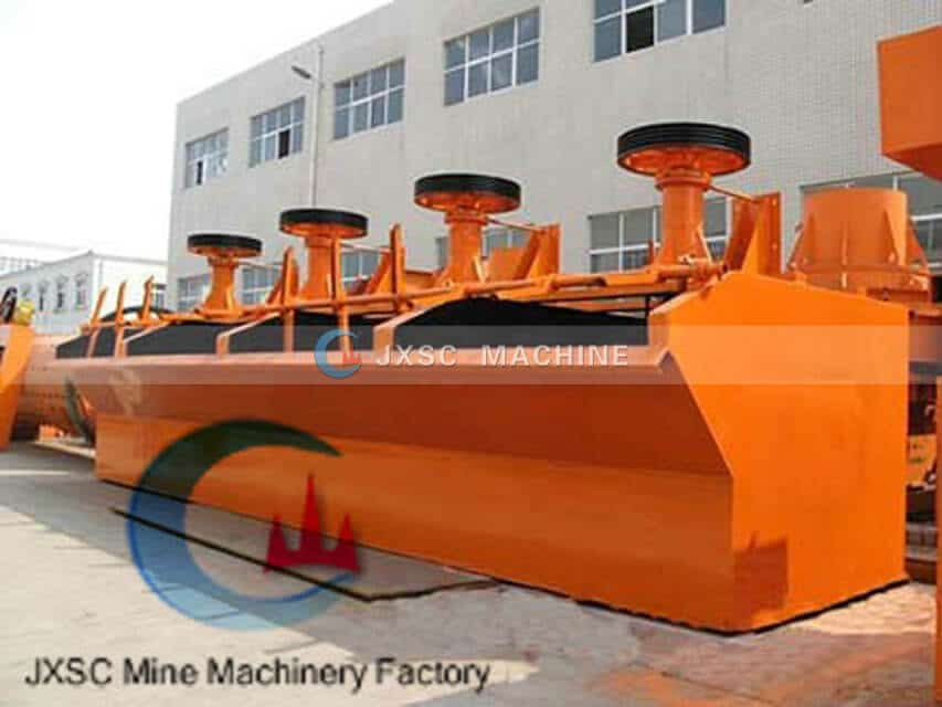 jxsc Flotation machine