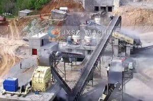 titanium mineral process plant