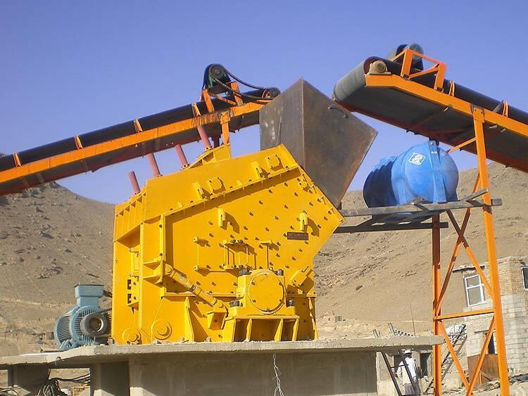 impact crusher operation