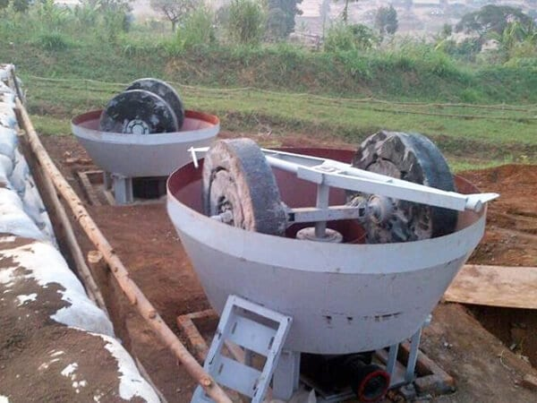 wet pan mill for sale