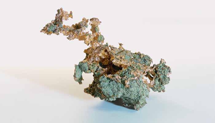 copper sulfide ore