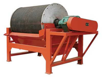 dry magnetic separator machine