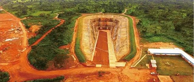 Kamoa-Kakula construction