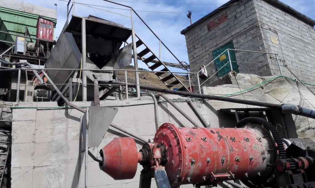 tin ore process plant in Malaysia